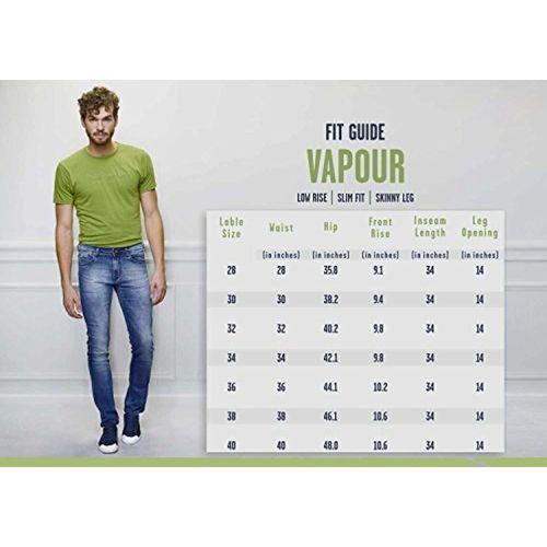 Pepe Jeans Men's Vapour Slim Fit Jeans