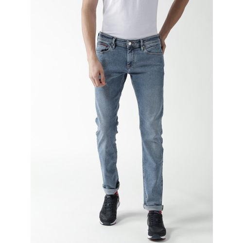 dd7734c09 ... Tommy Hilfiger Men Blue Slim Fit Low-Rise Clean Look Jeans ...