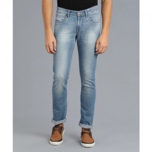Numero Uno Slim Men's Blue Jeans