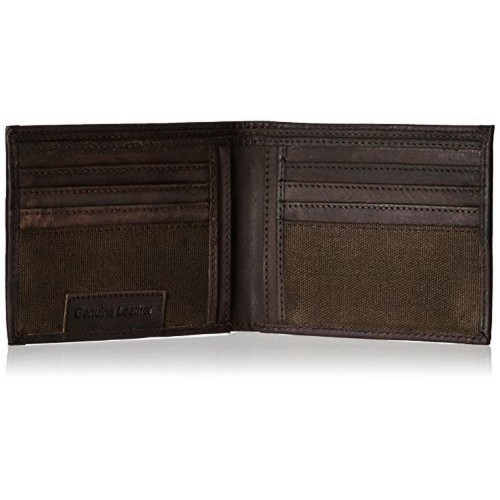 Swiss Military Brown Leather Solid Men's Wallet
