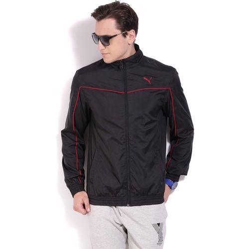 Puma Full Sleeve Solid Men's Sports Jacket
