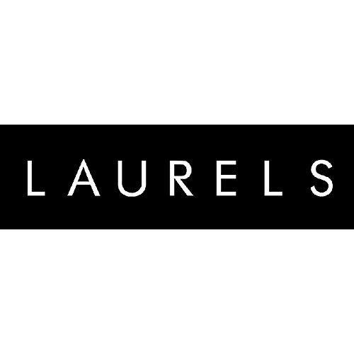 Laurels White Dial Women Watch