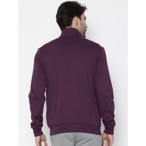 Puma Full Sleeve Solid Men's Reversible Sweatshirt