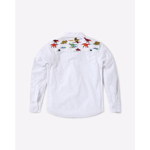 KB TEAM SPIRIT Printed Shirt with Patch Pocket