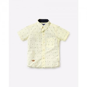 612 League Printed Shirt with Patch Pocket
