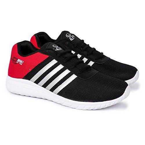 70308f94629 Buy Lancer Men s Black Running Shoes-10UK India (44 EU)(E-INDUS ...