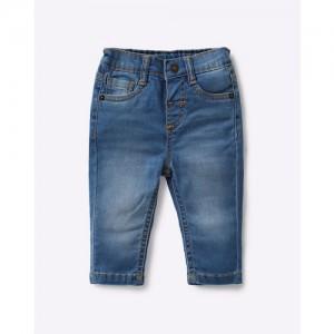 FS Mini Klub Lightly Washed Mid-Rise Jeans