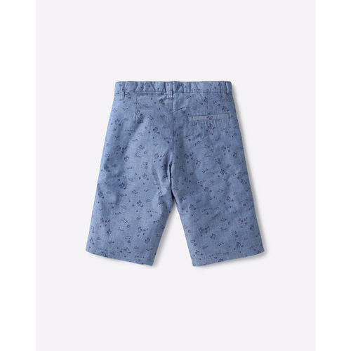 KB TEAM SPIRIT Printed Shorts with Insert Pockets