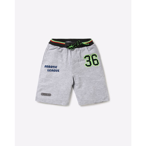 KB TEAM SPIRIT Mid-Rise Shorts with Insert Pockets