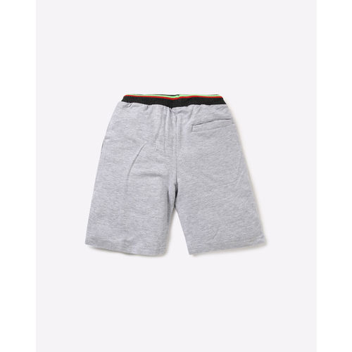 KB TEAM SPIRIT Mid-Rise Shorts with Insert Pockets