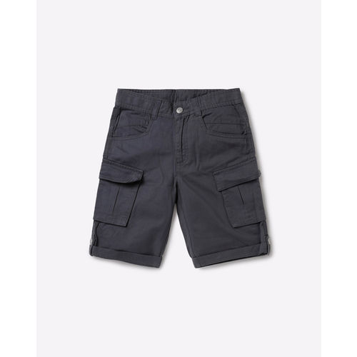 Buy UNITED COLORS OF BENETTON Mid-Rise Cargo Shorts online