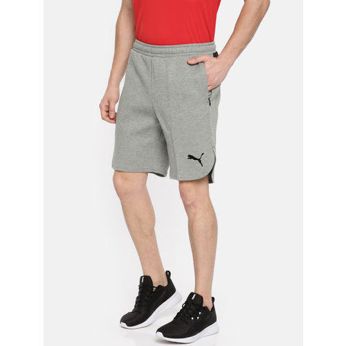 Puma Men Black Printed Evostripe Move Shorts Medium Sports Short