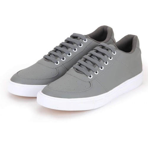 Boltt Grey Casual Sneakers for Men