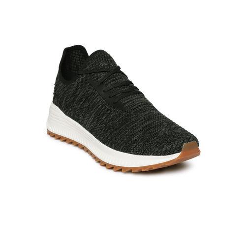 Puma Men Black AVID RPLNT Mid-top Sneakers