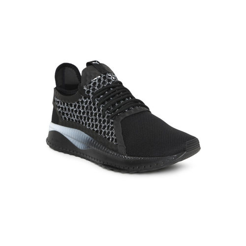 Puma Men Black & Grey TSUGI NETFIT v2 Sneakers