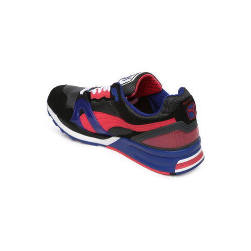 Puma PUMA Men Black Trinomic XT 2 PLUS Running Shoes