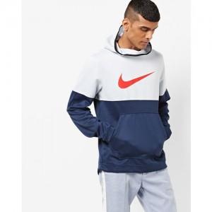 Nike Spotlight White Hoodie