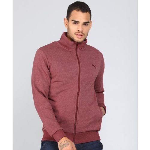 Puma Full Sleeve Solid Men's Sweatshirt