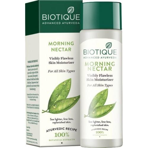 Biotique Morning Nectar Skin Moisturizer(190 ml)