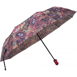 Hsyx Multi Colored Polyester Printed Umbrella