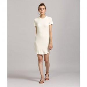 Buy Forever 21 Women S Strapless Midi Dress Online Looksgud In