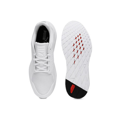 Puma Men White SF Evo Cat II Casual Shoes