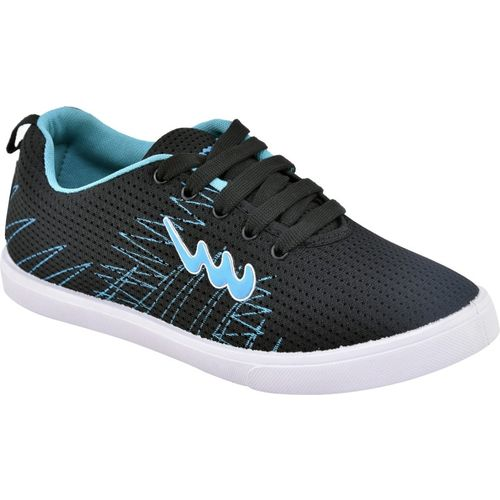 SKYMORE MCW-303 Walking Shoes For Men(Blue, Black)