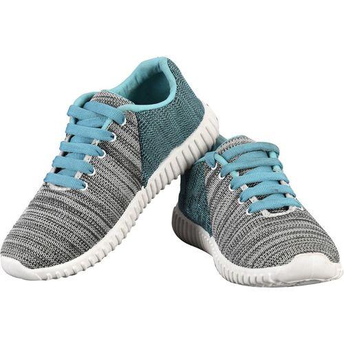 AURCUS AU-102 Training & Gym Shoes For Men(Blue, Grey)