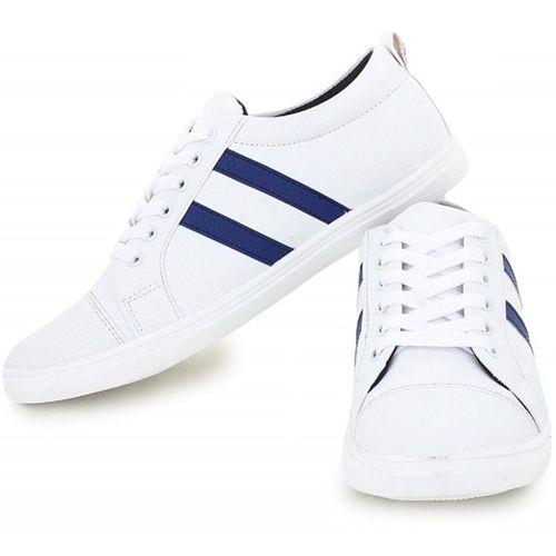 Digitrendzz Men's White Sneakers