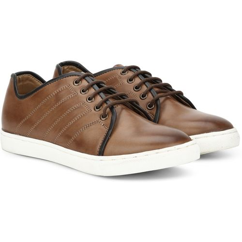 Bata CARLSON Casuals For Men(Brown)