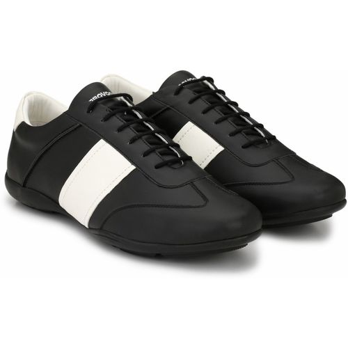 f81a5569fc9 Buy Provogue Sneakers For Men(Black) online | Looksgud.in