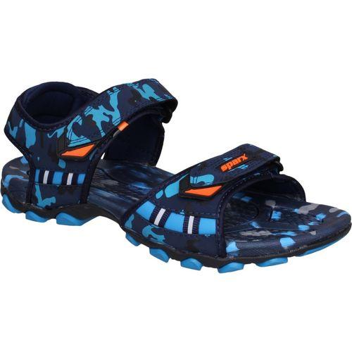 Sparx Men BlueCamouflage Sandals