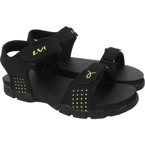 Rod Takes Men Black Sandals
