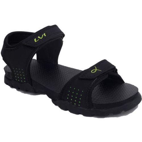 Rod Takes Men Black Sports Sandals