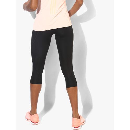 Buy Adidas Ask Spr Tig 34 Black Tights online | Looksgud.in