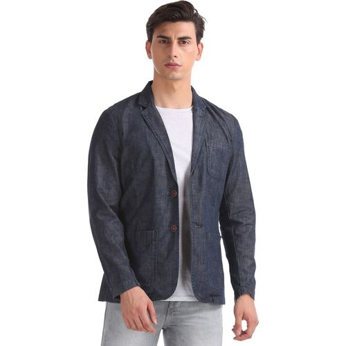 U.S. Polo Assn Full Sleeve Solid Men's Jacket