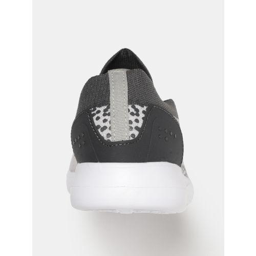 HRX by Hrithik Roshan Women Grey Printed Running Shoes