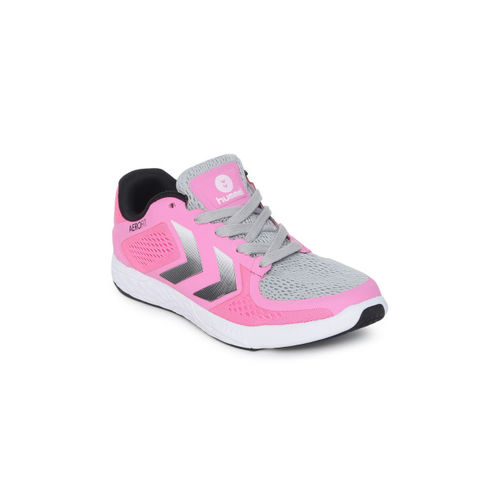 hummel Women Pink Terrafly LT Running Shoes