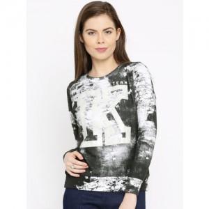 Kook N Keech Full Sleeve Printed Women's Sweatshirt