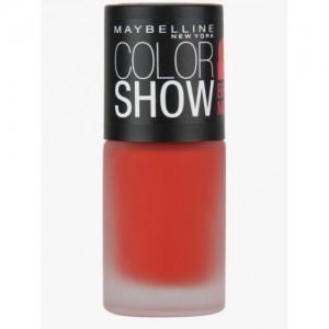 Maybelline Color Show Bright Matte Blazing Orange