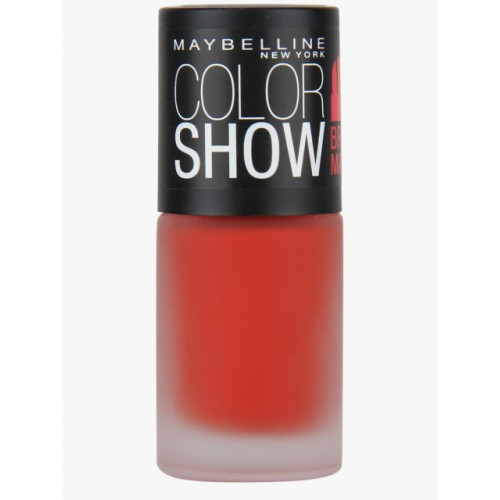 Maybelline Color Show Bright Matte Blazing Orange