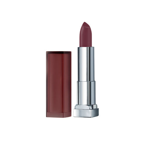 Maybelline New York Color Sensational Rosewood Red Powder Matte Lipstick