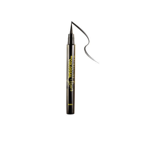 Maybelline The Colossal Eye Liner & Color Show Intense Crayon Fierce Fuchsia Lip Crayon