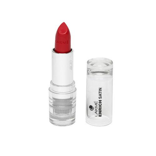 Lakme Enrich Satin & Baby Pink Enrich Lip Crayon Set of 2 Lipstick