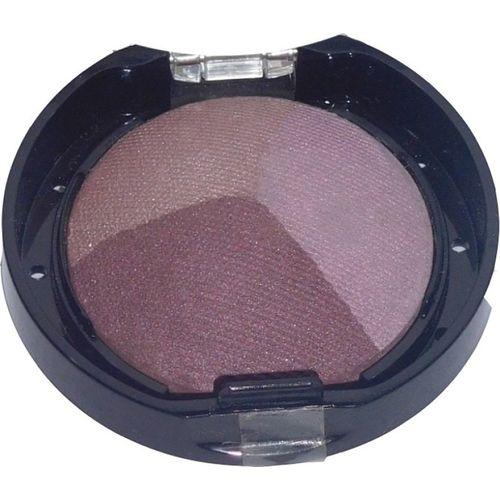 L'Oreal Color Appeal Trio Pro Eyeshadow 3.5 g(Addictive Plum-402)