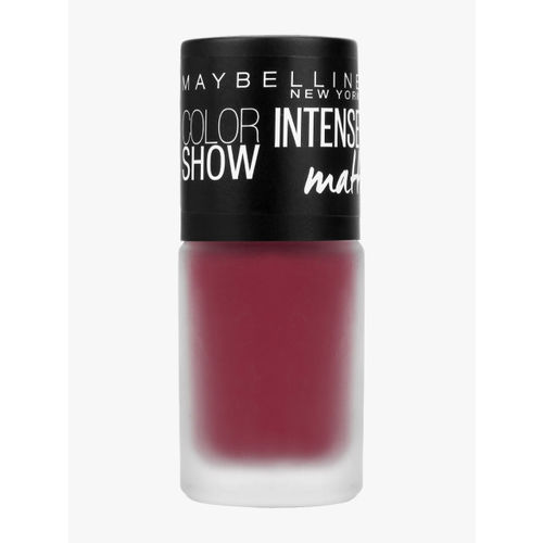Maybelline Color Show Intense Nail Paint Mystic Pink