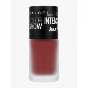 Maybelline Color Show Intense Nail Paint Magnetic Red