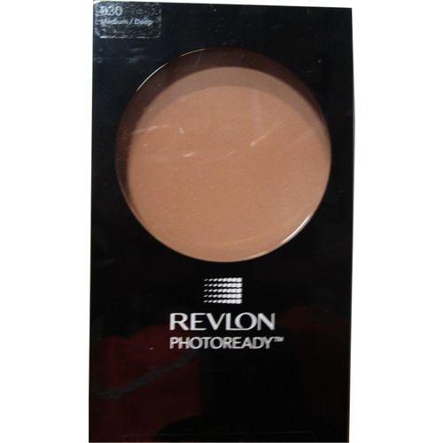 Revlon Photo Ready Powder Compact(Medium Deep - 030)