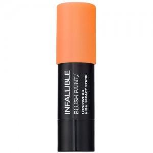 L'Oreal Infaillible Blush Paint Stick(Tangerine Please)