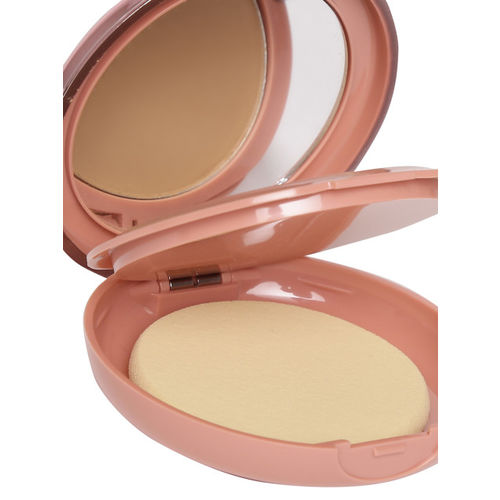 Lakme 9 To 5 Natural Almond Primer + Matte Powder Foundation Compact 9 g